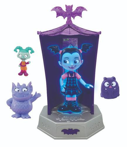 Set de juegos glowtastic de vampirina y amigos