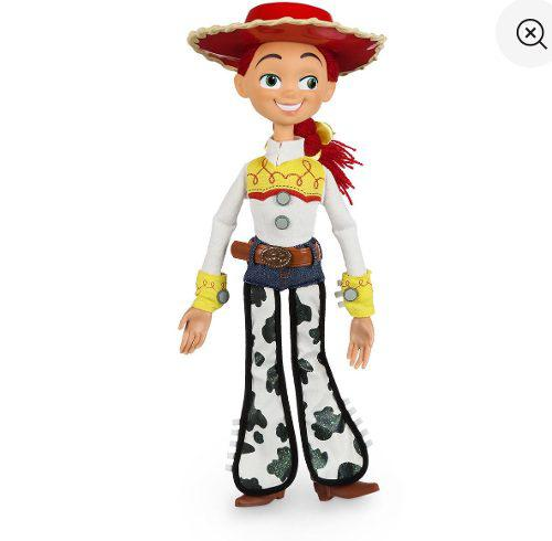 Toy story jessie muñeca de disney para niñas