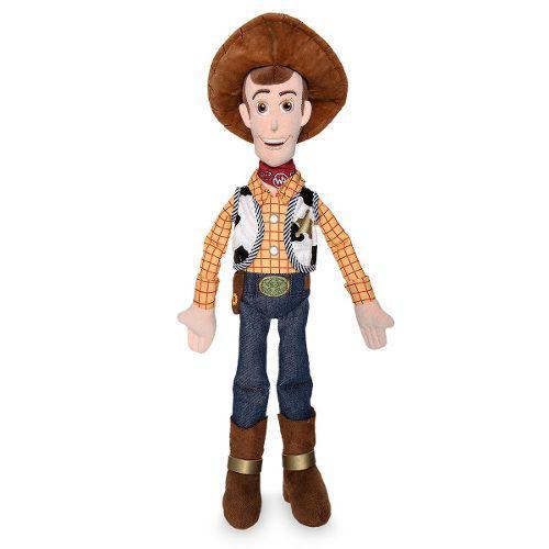 Toy story woody 45 cm peluche marca disney