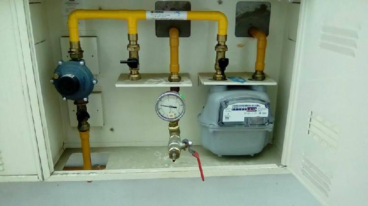 Gastec instalaciones para gas natural y glp