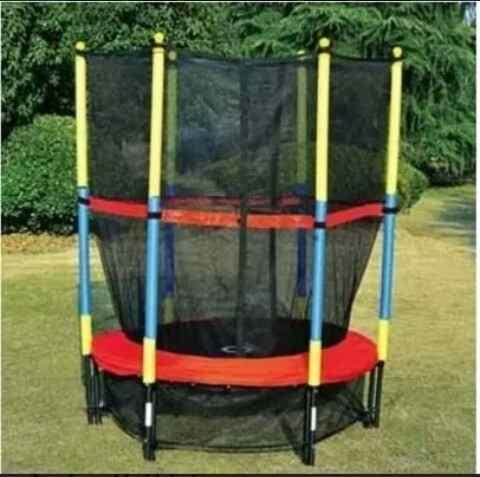 Cama saltarina elastica trampolin niños envios provincia
