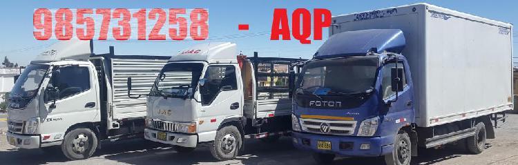 Transporte, carga, mudanzas y expresos a nivel nacional sur