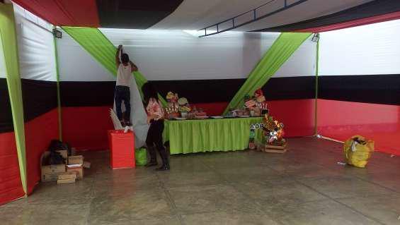 Ventos & buffet moviliario en san isidro- miraflores- san