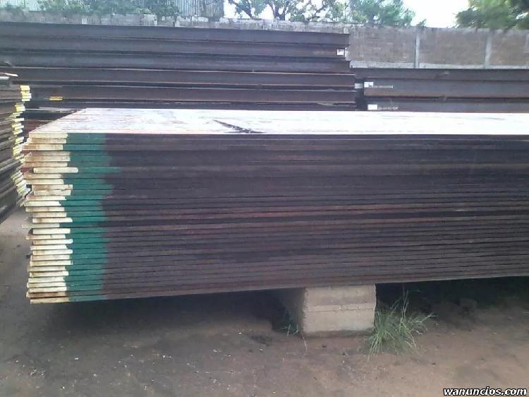 Planchones de acero laminado en caliente