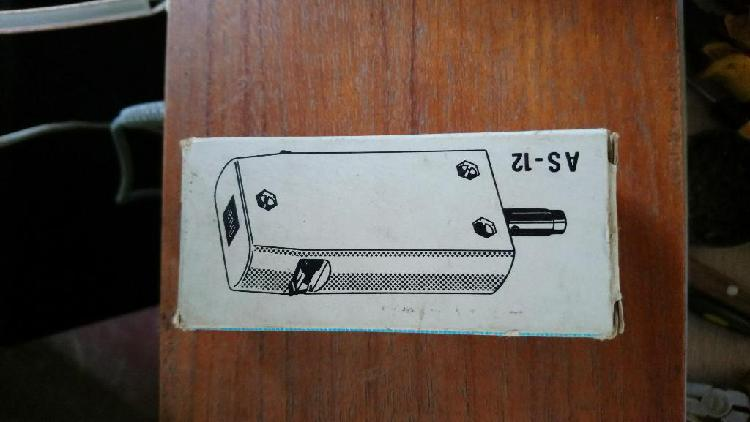 Adaptador para tocadiscos de 45rpm dual