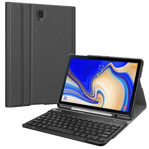 Case fintie usa galaxy tab s4 10.5 t830 + teclado bluetooth