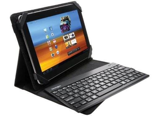 Estuche y teclado bluetooth kensington para tablets de 10