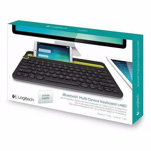 Gratis!!! teclado bluetooth logitech k480 español