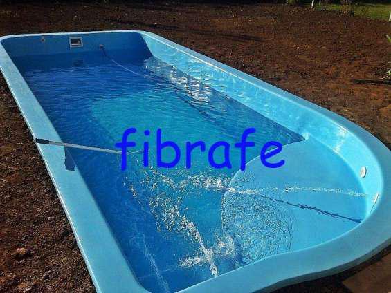 Piscinas de fibra de vidrio en tarapoto
