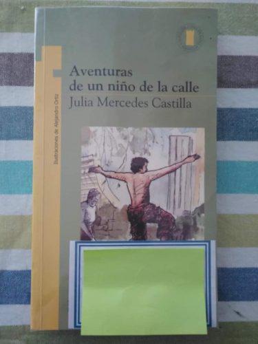 Plan lector aventuras de un niño de la calle
