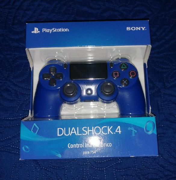Ps4 mando original v2 blue