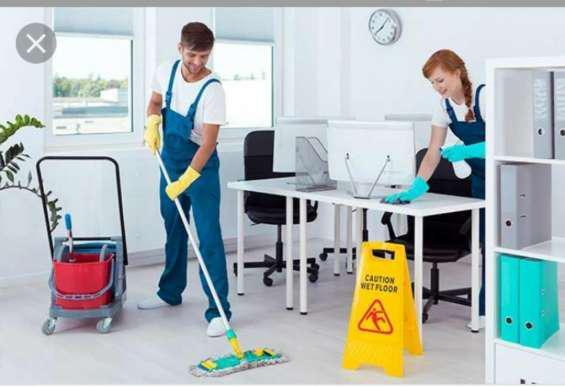 Requerimos personal de limpieza para fabrica (peruanos) en