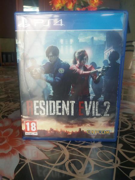 Resident evil 2 ps