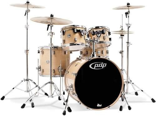 Bateria pdp concept maple natural + hardware serie 800*