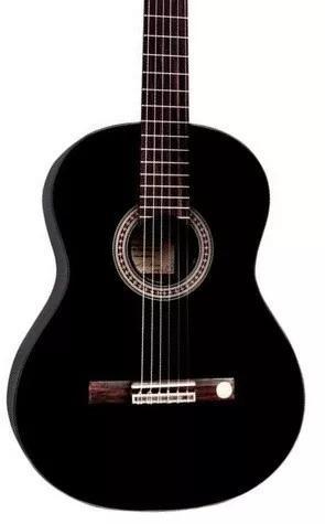 Guitarra acústica clásica cuerdas de naylon - envío