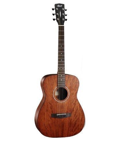Guitarra acústica cort af510m op + garantía