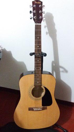 Guitarra acústica fender fa-100