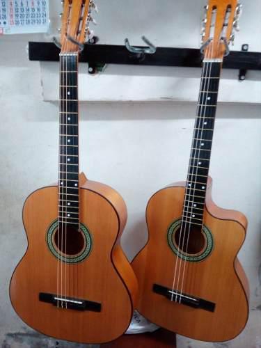 Guitarra acústica nacional básica