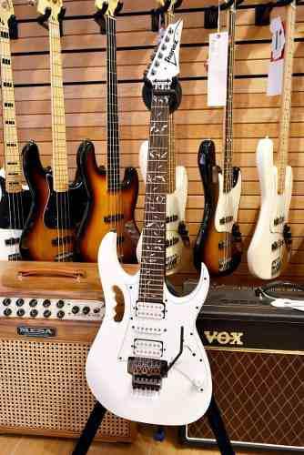 Guitarra electrica ibanez jem jr signature made indonesia