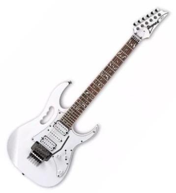 Guitarra electrica ibanez jem jr wh