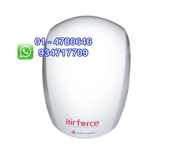 Secador de manos automático airforce blanco 1100 w marca b54523bb60a8