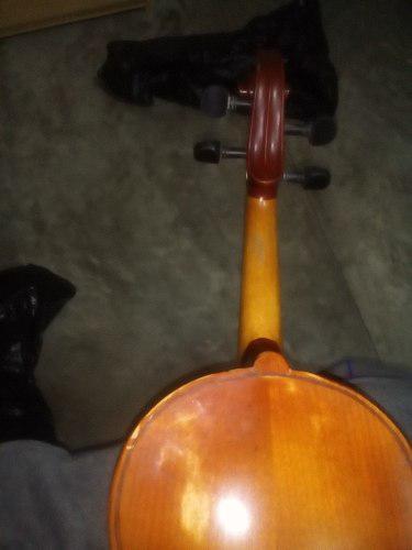 Violin aleman profecional 4/4 antonius stradivarius