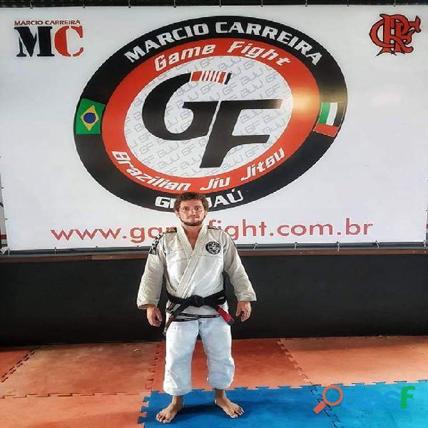 Clases particulares de jiu jitsu brasilero