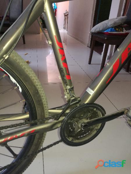 Vendo bicicleta jafi bike galaxy en excelente estado