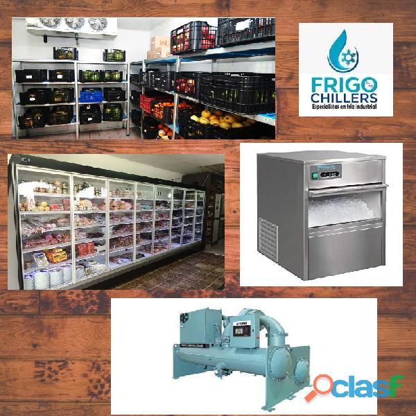 Mantenimiento y reparacion en refrigeracion