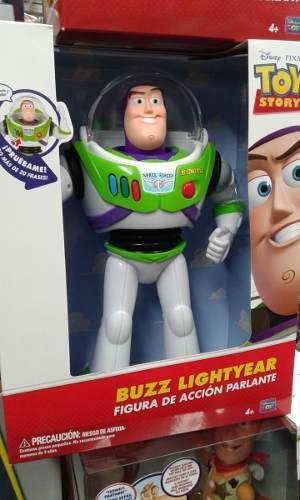 Buzz Light Year Original Habla Español 21 Frases En Lima
