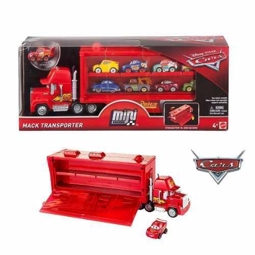 Cars mini mack camion un mini mc queen disney pixar cars