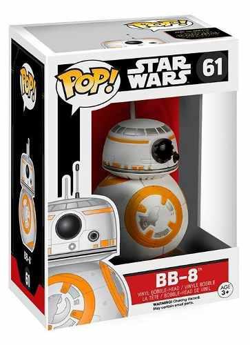 Funko pop! star wars the force awakens: bb8 (original)