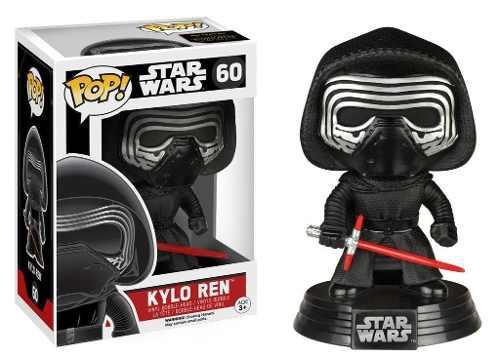 Funko pop! star wars the force awakens: kylo ren (original)