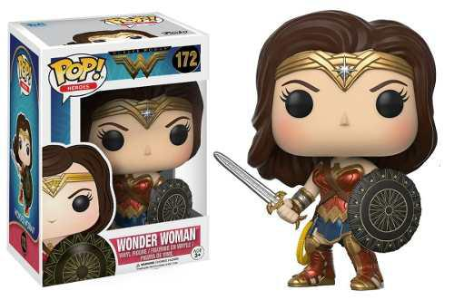 Funko pop! wonder woman dc (original)
