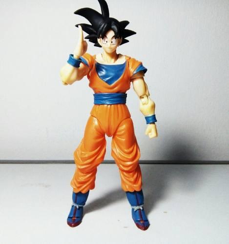 Goku sh figuarts bootleg dragon ball z