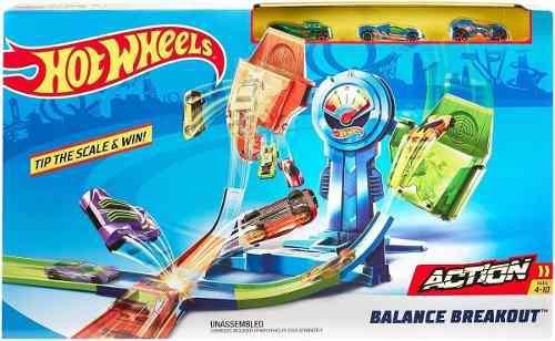 Hot wheels equilibrio extremo juguetes pistas circuitos!!!