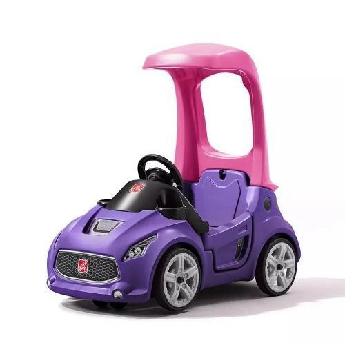 Juegos juguetes coupe turbo purple desmontable no bateria