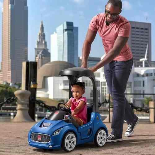 Juegos juguetes niños coupe turbo azul desmontable step 2