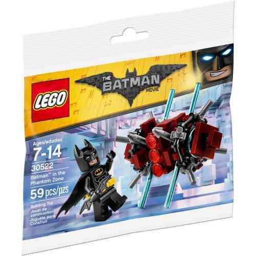 Lego polybag batman + accesorio oferta
