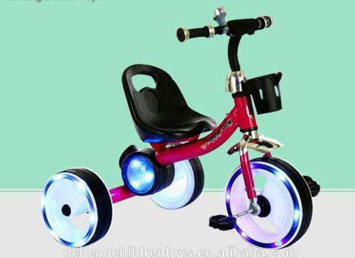 Triciclo musical luces led niños niñas envio a provincia