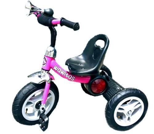 Triciclo musical para niños