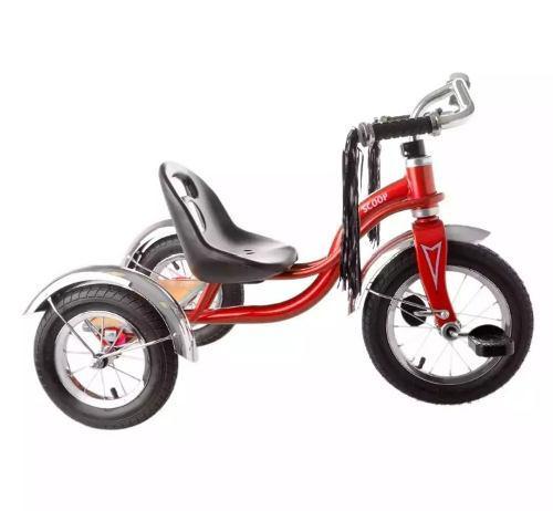 Triciclo para niños bebe de fierro acero nuevo
