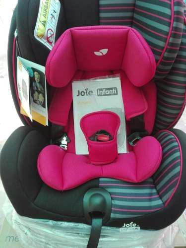 Asiento de auto para bebe infanty