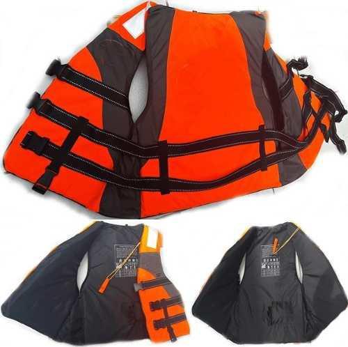 Chaleco salvavidas pro 100 kilo adulto playa rio bote seguro