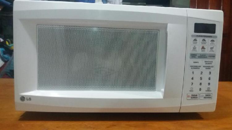 Horno microondas lg 100 soles