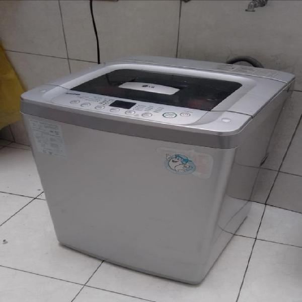 Vendo lavadora lg y horno microondas