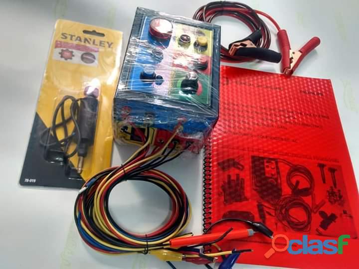 Probador de bobinas modulos y sensores