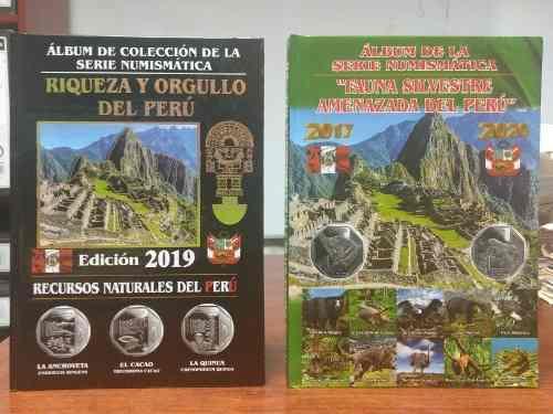 2x27 soles album tipo libro colección de monedas