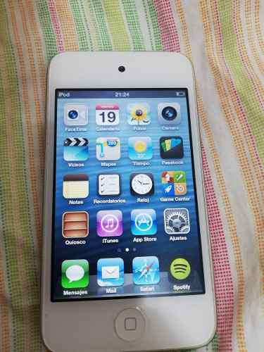 Ipod touch 4g 16gb apple libre