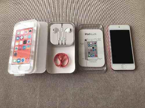 Ipod touch 5ta generación de 32gb (color rosado) 9/10